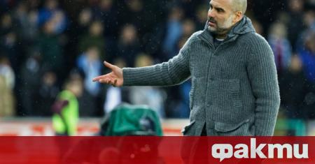 Мениджърът на Манчестър Сити Джосеп Гуардиола смята, че клубът заслужава