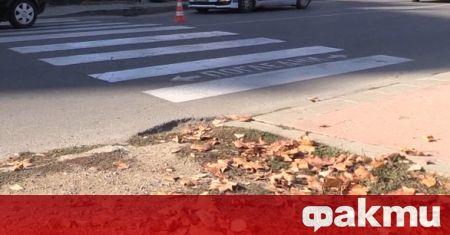 Две 11-годишни момиченца са блъснати на пешеходна пътека в Бургас,