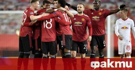 Манчестър Юнайтед продължава с безгрешното си представяне в група Н