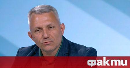 Адвокат Николай Хаджигенов от коалицията
