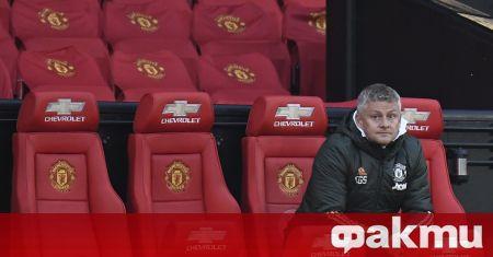 Мениджърът на Манчестър Юнайтед Оле Гунар Солскяер изрази недоволството си