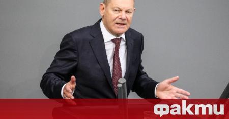 Водещият политик на германската социалдемократическа партия Олаф Шолц ще е
