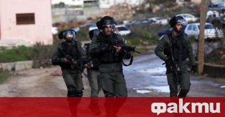 На израелски полицай бе повдигнато обвинение за убийство на палестинец