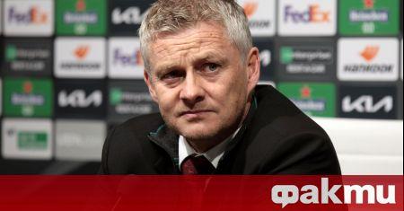 Мениджърът на Манчестър Юнайтед Оле Гунар Солскяер бе със смесени