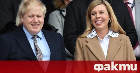 Министър-председателят на Великобритания Борис Джонсън, който само преди дни беше