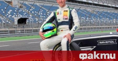 Четвърти Шумахер е на път да влезе във Формула 1.