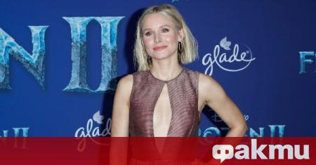 Актрисата Кристен Бел ще се снима в нов сериал, съобщи