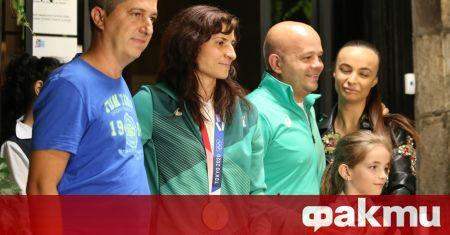 Олимпийската шампионка Стойка Кръстева се е преборила с редица трудности