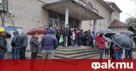 На протестен митинг жителите на великотърновското село Самоводене се обявиха