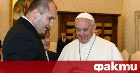 Президентът Румен Радев и водената от него делегация бяха на