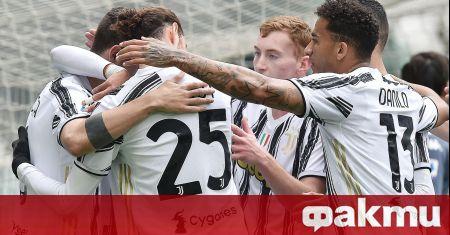 Ювентус записа втората си поредна победа в Серия