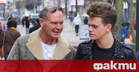 Синът на Пол Гаскойн - Регън, призна, че е бисексуален.