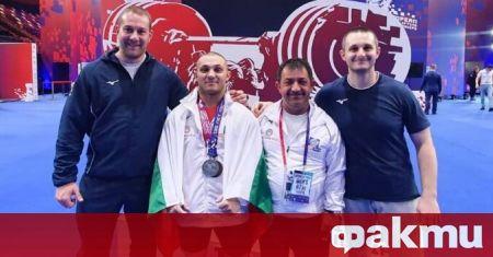 Българинът Валентин Генчев спечели бронз в двубоя в категория до