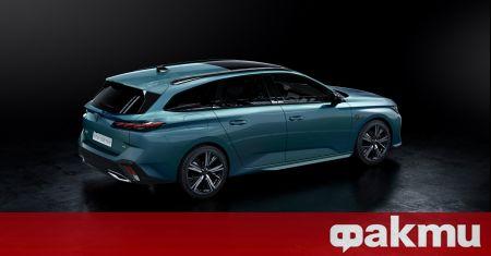 Преди няколко месеца от Peugeot представиха новото 308, а днес