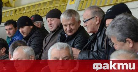 Президентът на Локомотив (Пловдив) Христо Крушарски коментира възможността звездата на