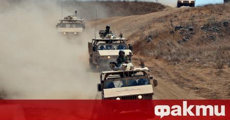Израелската авиация е нанесла удари срещу цели в Сирия, в