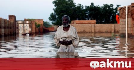 Близо 830 000 души в Судан са засегнати от месеци