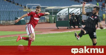 Плеймейкърът на ЦСКА Греъм Кери ще отсъства от терените в