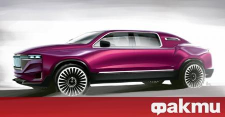 Италианското тунинг ателие Aznom Automotive и дизайнерското студио Camal разработват