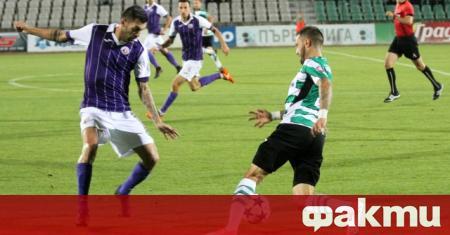 Етър спечели с 1:0 срещу Витоша (Бистрица) и съхрани интригата