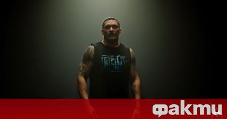 Украинската боксова звезда Олександър Усик се изяви успешно и в