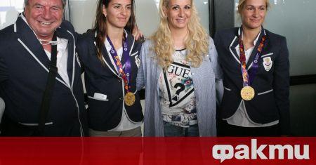 Габриела и Стефани Стоеви станаха европейски шампионки на двойки жени
