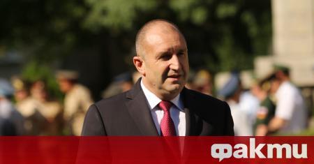 Издадена е заповед за свалянето на карантината на президента Румен