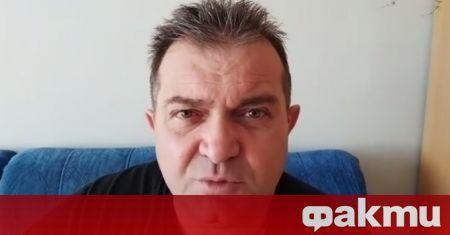 Георги Георгиев от БОЕЦ представи документи и доказателства за подготвено