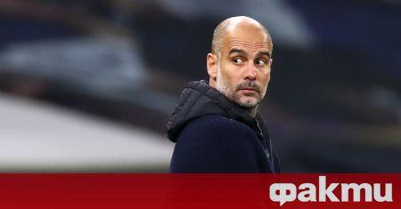 Мениджърът на Манчестър Сити Хосеп Гуардиола вярва, че тимът му