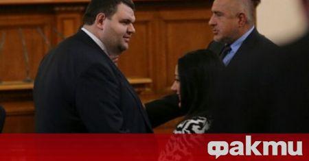 Олигархът от ДПС и близък партньор на експремиера Делян Пеевски,