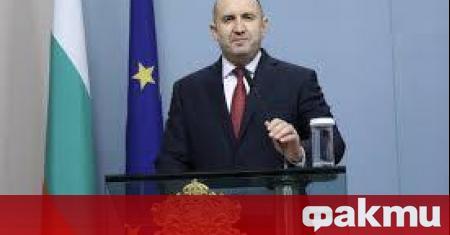Президентът Румен Радев ще участва в тържествата за 80-тата годишнина
