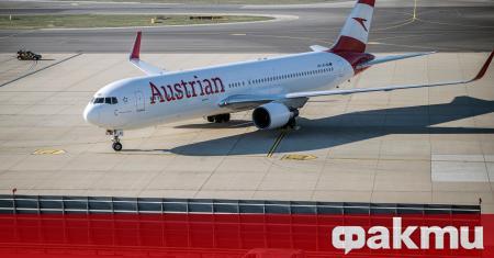 Министерство на външните работи потвърди, че Австрия е забранила кацането