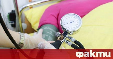 Броят на пациентите с COVID-19 в интензивните отделения във Франция