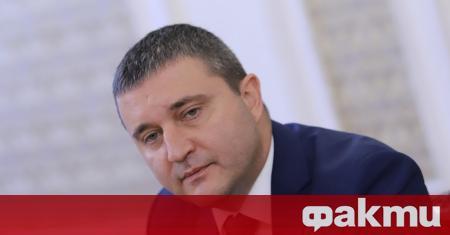 Финансовият министър Владислав Горанов ще участва в петъчния парламентарен контрол,