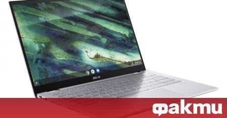 Иновационното устройство носи името Flip Chromebook (C436) и разполага с