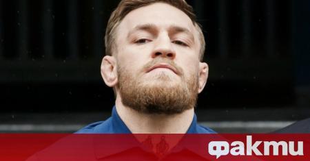 Голямата звезда на бойните спортове Конър Макгрегър ще се жени