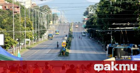 На 6 август СДВР мирно и спокойно възстанови движението в