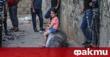 Ситуацията между Израел и палестинците остава взривоопасна. Това заяви в
