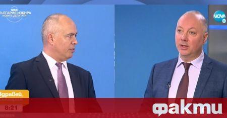 Мнения в ефира на Нова ТВ сблъскаха водачите на листи