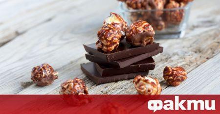 Снимка: Рецепта на деня: Шоколадови пуканки