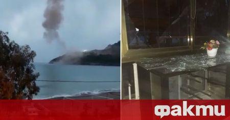 """Взрив на строителната площадка на турската атомна централа """"Аккую"""" в"""