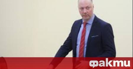 Министърът на транспорта, информационните технологии и съобщенията Росен Желязков представи