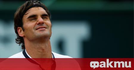 Швейцарският тенисист Роджър Федерер зае трето място в годишната класацията