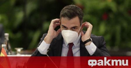 Ваксинационната кампания в Испания се провежда по план и правителството