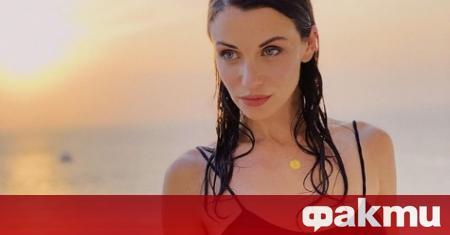 Топ моделът и актриса Диляна Попова изглежда окончателно е прекъснала