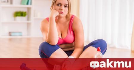 Наднорменото тегло е сериозен риск за хората, заразени с новия