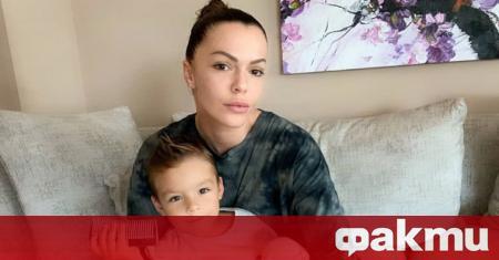 Галена и малкият ѝ син са с коронавирус. Това съобщи