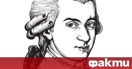 На 5 декември 1791 г. умира Моцарт. Творчеството на Моцарт