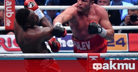 Световният шампион в тежка категория на WBC Тайсън Фюри изрече