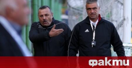 Христо Марашлиев беше уволнен от ДЮШ на ЦСКА преди година.